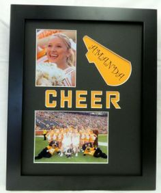 Cheer Mat with Megaphone ~