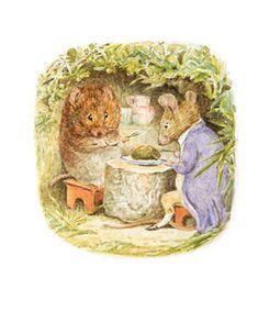 Beatrix Potter illustration,Victorian Edwardian artists,book illustration,British artists