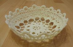 #crochet bowl.  Picture only.  Look for link to Ravelry pattern further down the page.