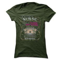 Being A Nurse  T Shirt, Hoodie, Sweatshirt