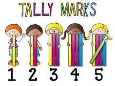 """*Freebie*Tally Mark Poster ....Follow for Free """"too-neat-not-to-keep"""" teaching tools & other fun stuff :)"""