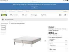 (65) 1 år gammel, nesten ubrukt 160x200 seng | FINN.no Shopping
