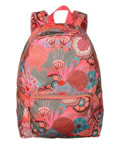 f855e96bdb633 Oilily Raspberry Foldable Casual Backpack