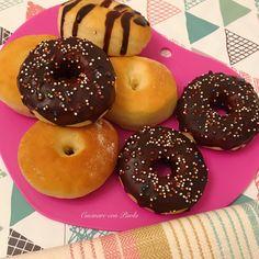 Donuts al forno!