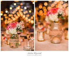 Camarillo Ranch Weddings in Camarillo, Ca @camarilloranch  Photos by @chelseaestudio // chleseaelizabeth.com //  ranch wedding in Camarillo, California. Ventura County. Country Chic, Wedding Decor, Mason Jars, Flowers
