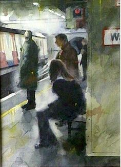 How to Paint People: Watercolor Painting Tips
