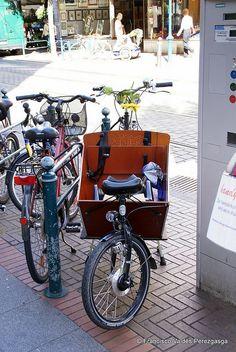 Cargo Bike so cool.