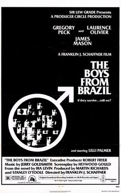 Every 70s Movie: The Boys from Brazil (1978)