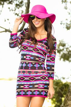 Brighter Days Ahead Dress - What's New