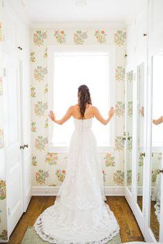 Photography: Aga Jones Photography  Read More: http://www.stylemepretty.com/california-weddings/2014/05/05/la-jolla-garden-wedding-at-darlington-house/