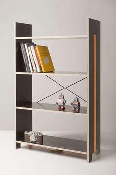 Secret Identity Furniture: It's a Chair! It's a Desk! It's a Podium! It's Marius Goetze's Ecobank!