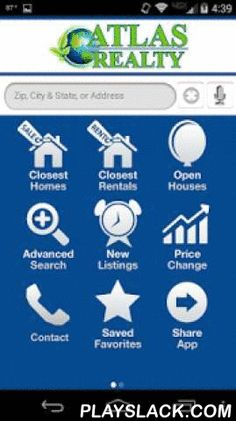 Atlas Realty Austin TX Homes Android App