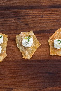 This chicken skin canapé recipe is a work of pure genius.
