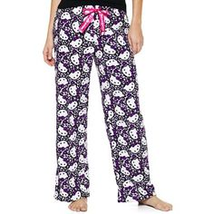Hello Kitty® Plush Pajama Pants -