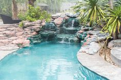29 Stunning Lagoon Swimming Pool Designs | Swimming pools, Pool ...