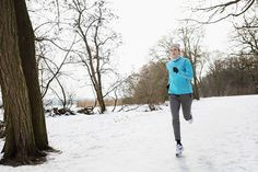 Maintain your training throughout winter - News - Runner's World