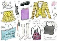 How to dress up for Halloween: 'Clueless'-style
