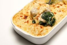 Quick Recipes, Quick Easy Meals, Portuguese Recipes, Portuguese Food, Cod Fish, Hummus, Food Inspiration, Mashed Potatoes, Gastronomia