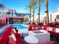 The Hottest Hotel Pools in Los Angeles | Discover Los Angeles