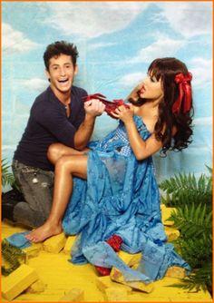 Ariana-Grande-Frankie-Grande-Wizard-Of-Oz