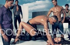 D&G censored campaign