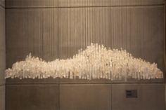 天然水晶吊灯  镇宅辟邪   工艺品  灯具 灯饰 奇莱空间艺术设计