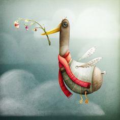 ilustración de Lea Vervoort