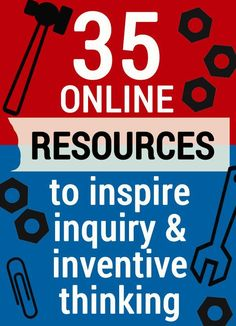 This fantastic collection of resources is brought to you by littleBIGidea. I've scoured the internet, including all of my favourite social media sites, to bring you a fantastic collection of online inquiry and inventive thinking resources that I know will inspire and motivate both you and your students. The collection includes Lego, science, practical activity ideas, engineering, videos, animation, technology and a tonne of fun facts – so there is sure to be something for everyone! YOUTUBE…