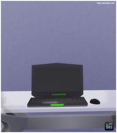 Gaming Laptop at Simista • Sims 4 Updates