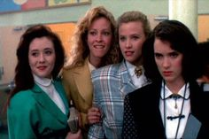 Veronica and the Heathers Suit jackets Heathers