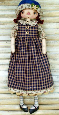 Little Miss pattern by Annie Smith
