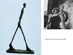 escultura hombre caminando - Buscar con Google