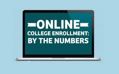 [Infographic] Online College Enrollment By the Numbers - EdTechReview  http://ift.tt/1peLSUB #highered #education #educators #21stedchat