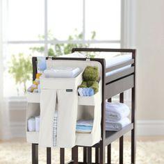 Eddie Bauer® Hanging Diaper Organizer - Ivory