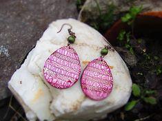 Atelier-Muza / Náušnice etno Earrings Handmade, Jewerly, Atelier, Jewlery, Schmuck, Jewelry, Jewels, Jewelery, Fine Jewelry
