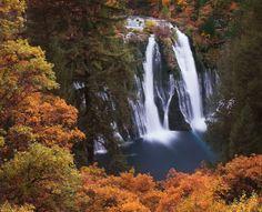 Burney Falls...