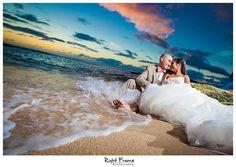 www.rightframe.net - Oahu Trash The Dress, beach, hawaii, wedding, photography, photographer, weddings, photos, bride, groom, hawaiian, ko olina, ko'olina, koolina, secret beach , ihilani, Lanikuhonua Beach, JW Marriott Ihilani hotel, Sunset, sun, romantic, ideas, pictures, paradise, cove, waikiki, north, shore, fun.