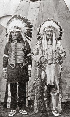 Lakota Performers Buffalo Bill True West
