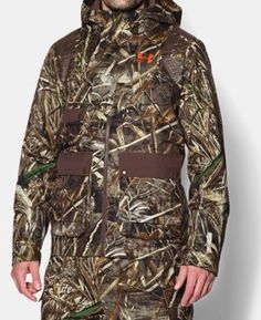 17490d80833bb Men's UA Storm Skysweeper Systems 3-in-1 Jacket 1 Color $202.99 Waterfowl  Hunting
