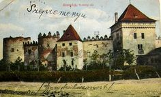 Kezmarok 1915 Czech Republic, Hungary, Castles, Mansions, House Styles, Manor Houses, Pictures, Genealogy, Home