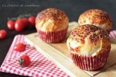 Muffin alla pizza