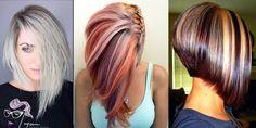 Astonishing A-Line Haircuts!