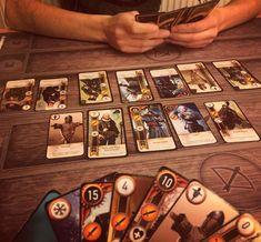 "5 To se mi líbí, 1 komentářů – Anna Šteindlerová (@anna.steindler) na Instagramu: ""Gwent ❤️🐺 #gwent #thewitcher • • • • • • • #cards #game #thewitcher3 #zoltan #geralt #yennefer…"""