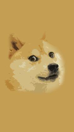 doge phone wallpaper
