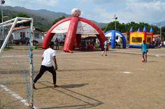Alegre tarde disfrutaron familias guacareñas en Actividad Deportiva y Recreativa Paz y Vida #Actualidad