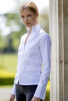 The Perfect White Shirt at Perfekcija Shirts