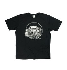 T-shirt Truck by CROOKED HEAD | Shop on: https://grafitee.us/s/t-shirts/494-t-shirt-truck.html | #tshirt #fashion #clothing #apparel #grafitee #shopindie