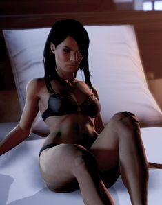 Ashley naked from mass effect