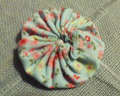 Tutorial costura: Cómo hacer yoyós de patchwork