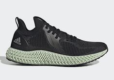 adidas Alphaedge Reflective Release Date - SBD Dress With Sneakers, All Black Sneakers, Black Shoes, Adidas Nmd, Adidas Sneakers, Adidas Reflective, Dress Silhouette, Release Date, Black Rubber